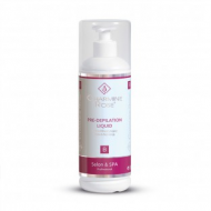 CHARMINE ROSE Pre-Depiliation Lotion 550ml - cr-predepilationliquid-550.jpg