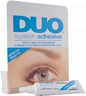 Klej do rzęs - DUO Eyelash Adhesive Clear 7 g - duo_clear.jpg