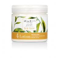 IBD PEDISPA Purify Tea Tree - Lotion 414ml - ib_img_02087_teatreelotion_14oz_ho_hr.jpg